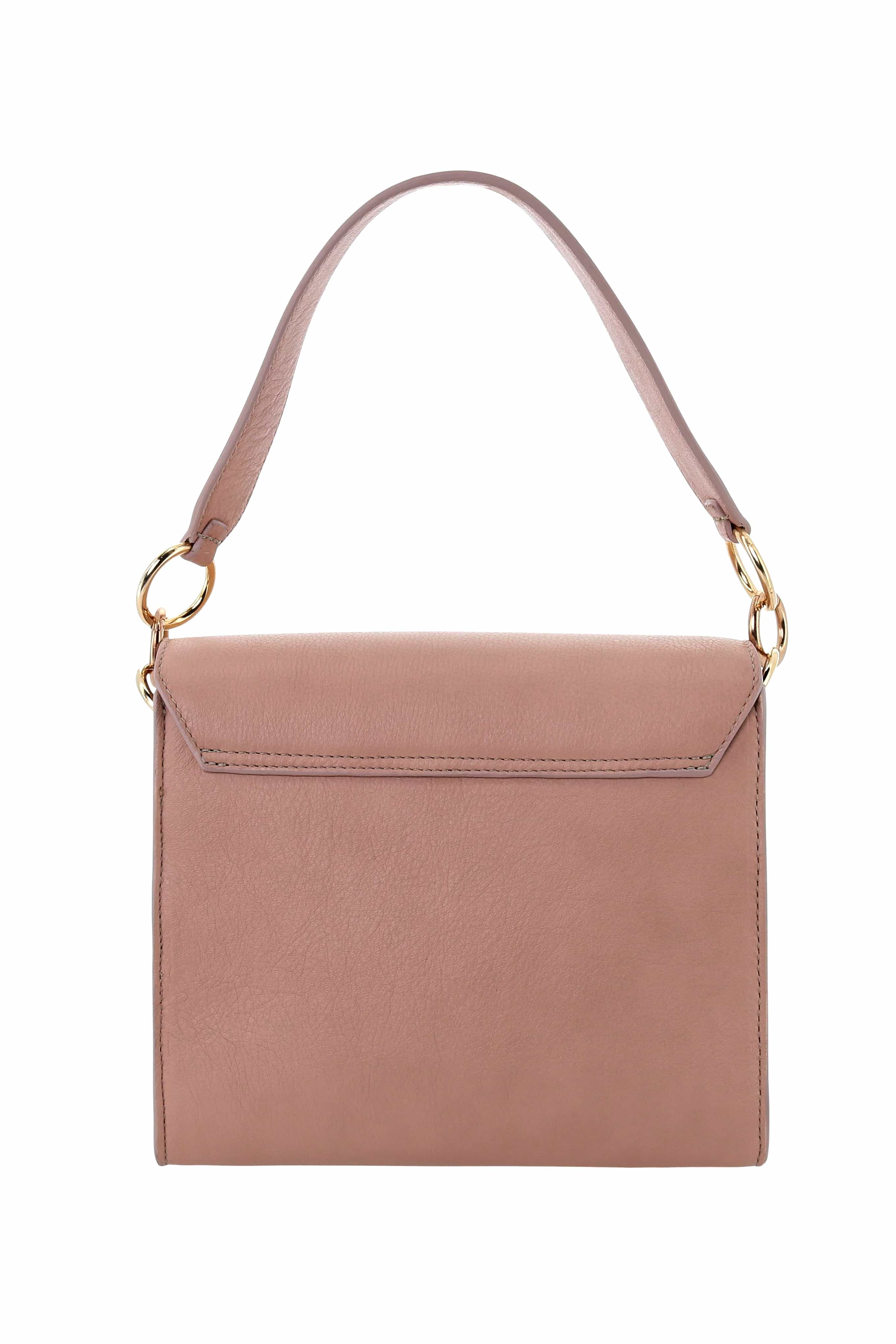 Bag Pale Pink Casual Woman