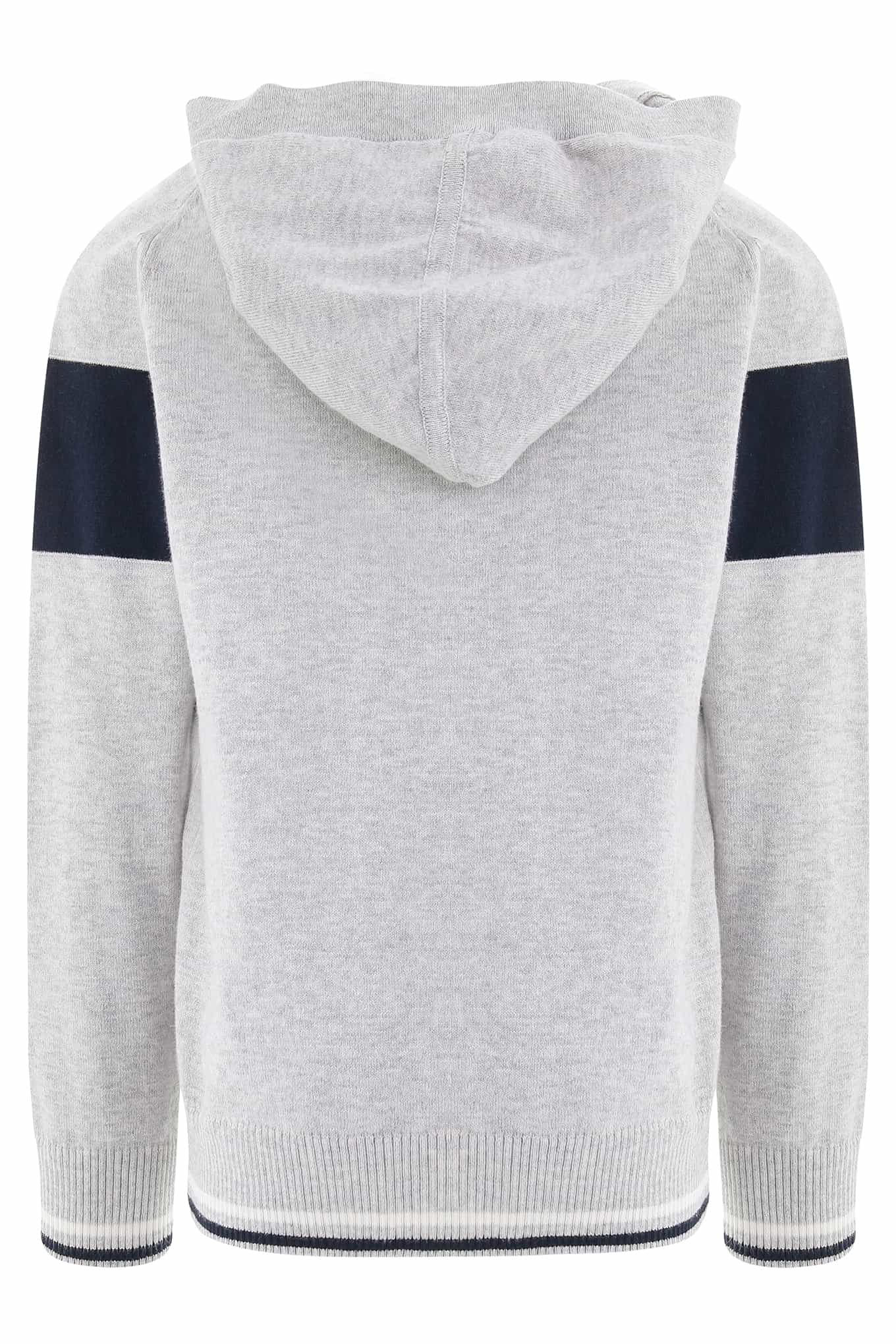 Sweater Light Grey Casual Boy
