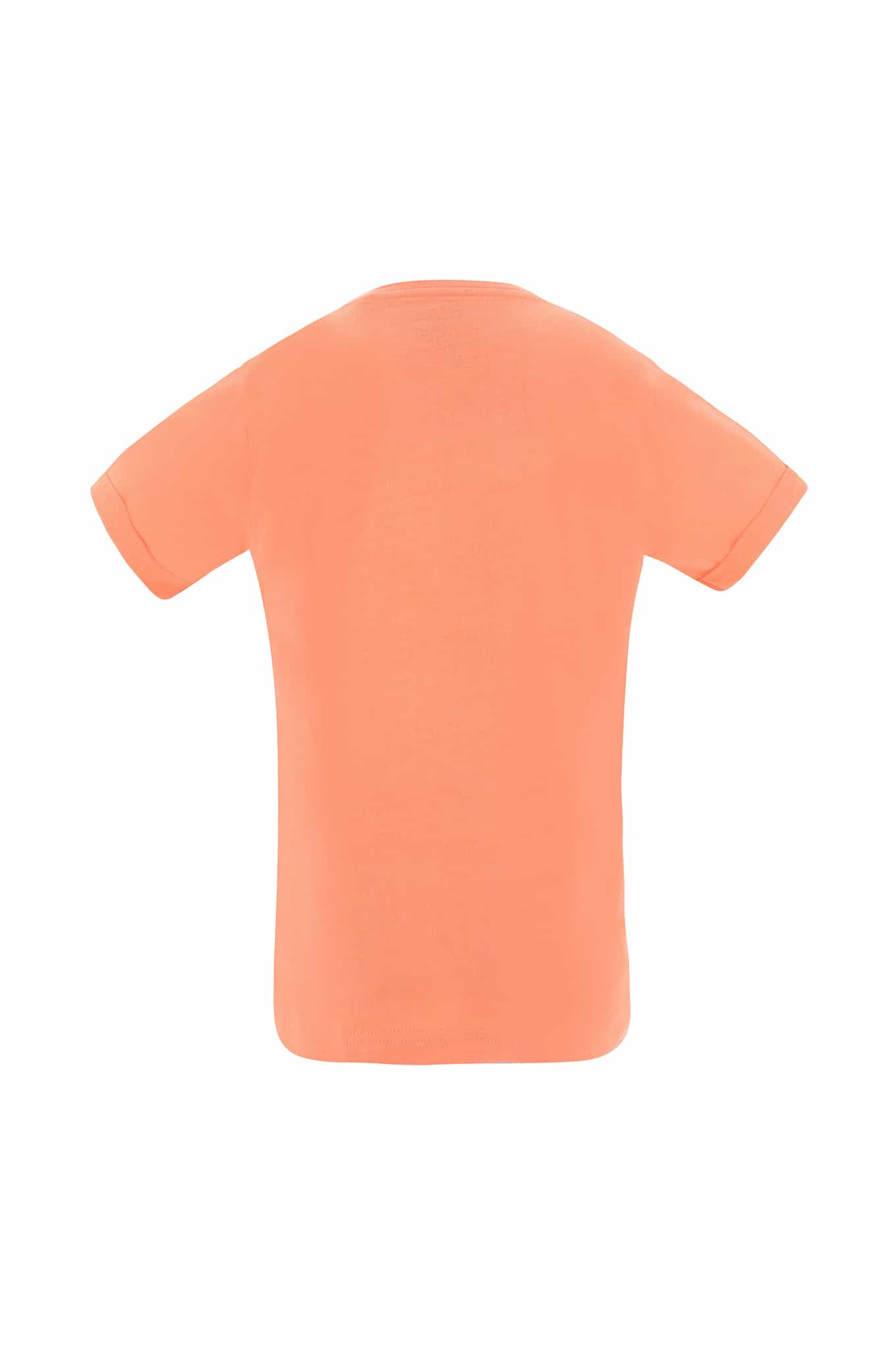 T-Shirt Orange Sport Boy