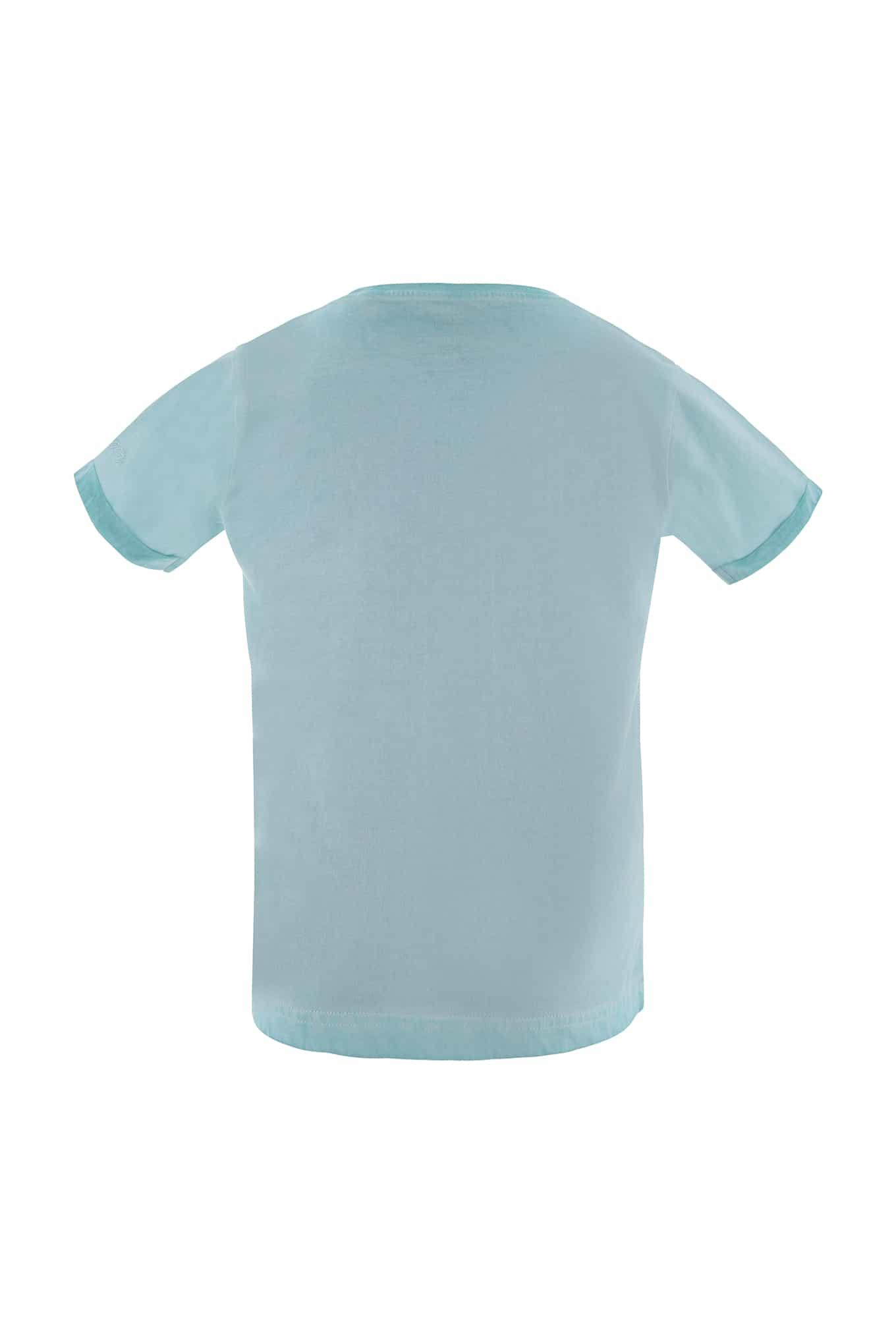 T-Shirt Aqua Sport Rapaz
