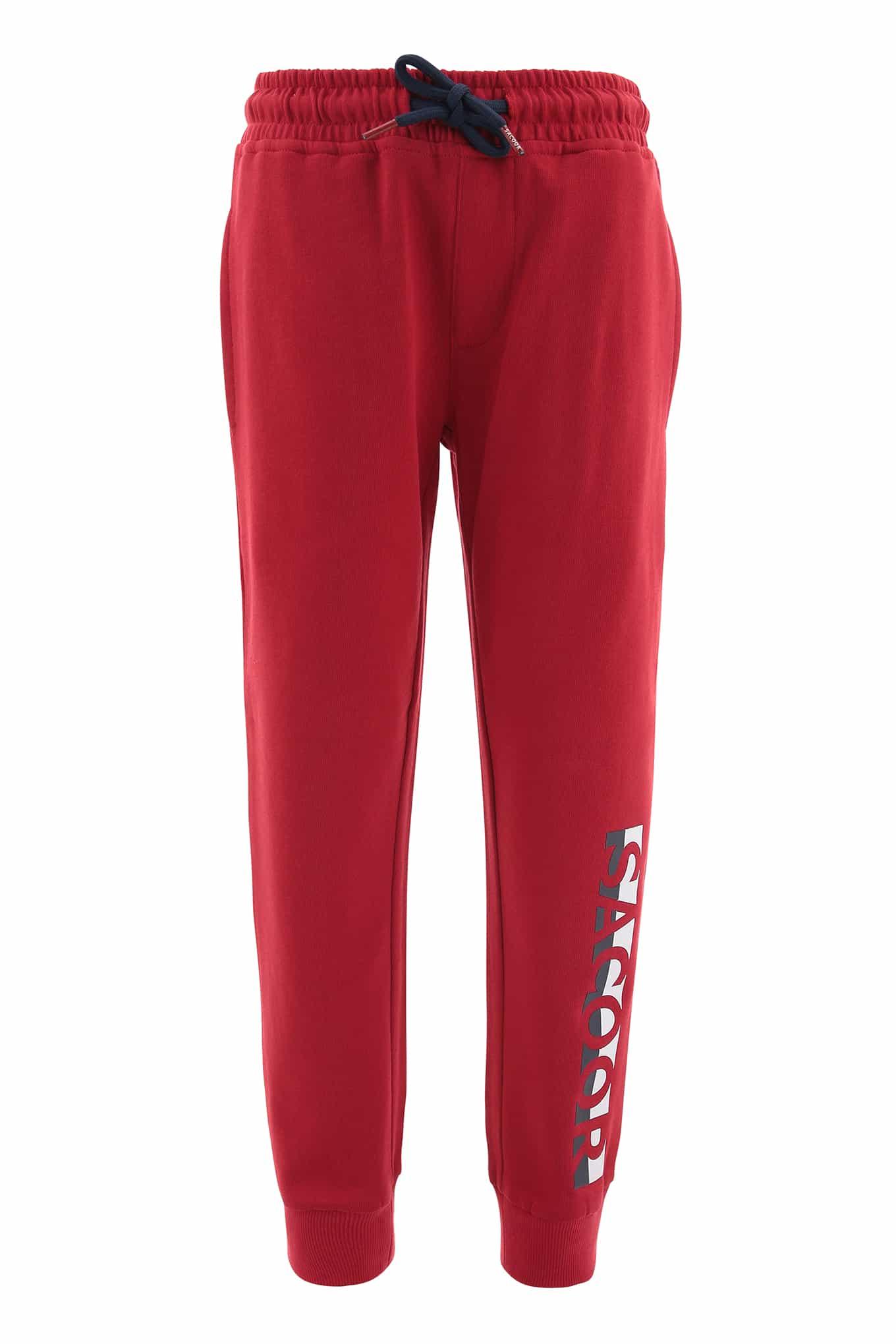 Sportswear Trousers Red Sport Boy