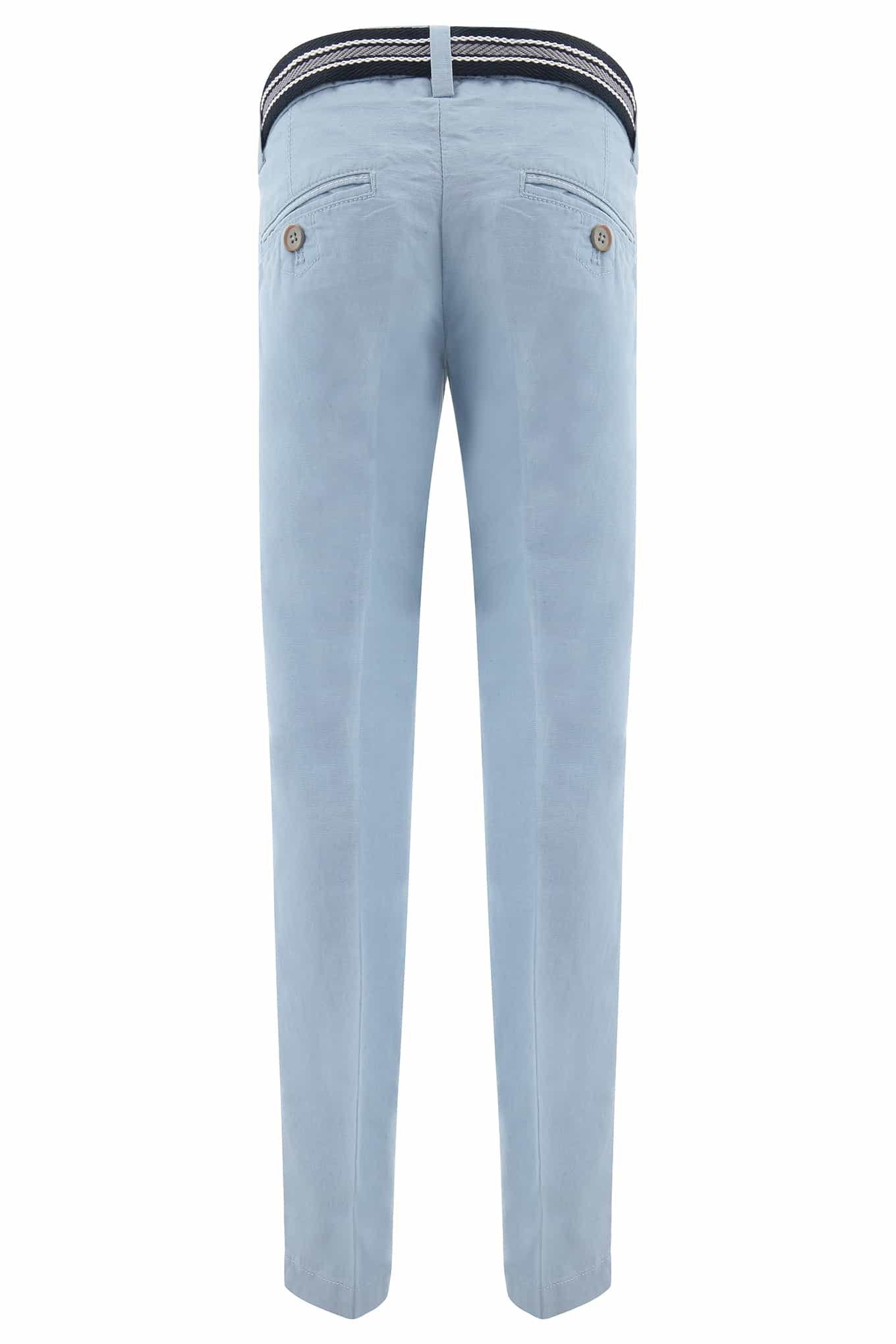 Chino Trousers Light Blue Sport Boy