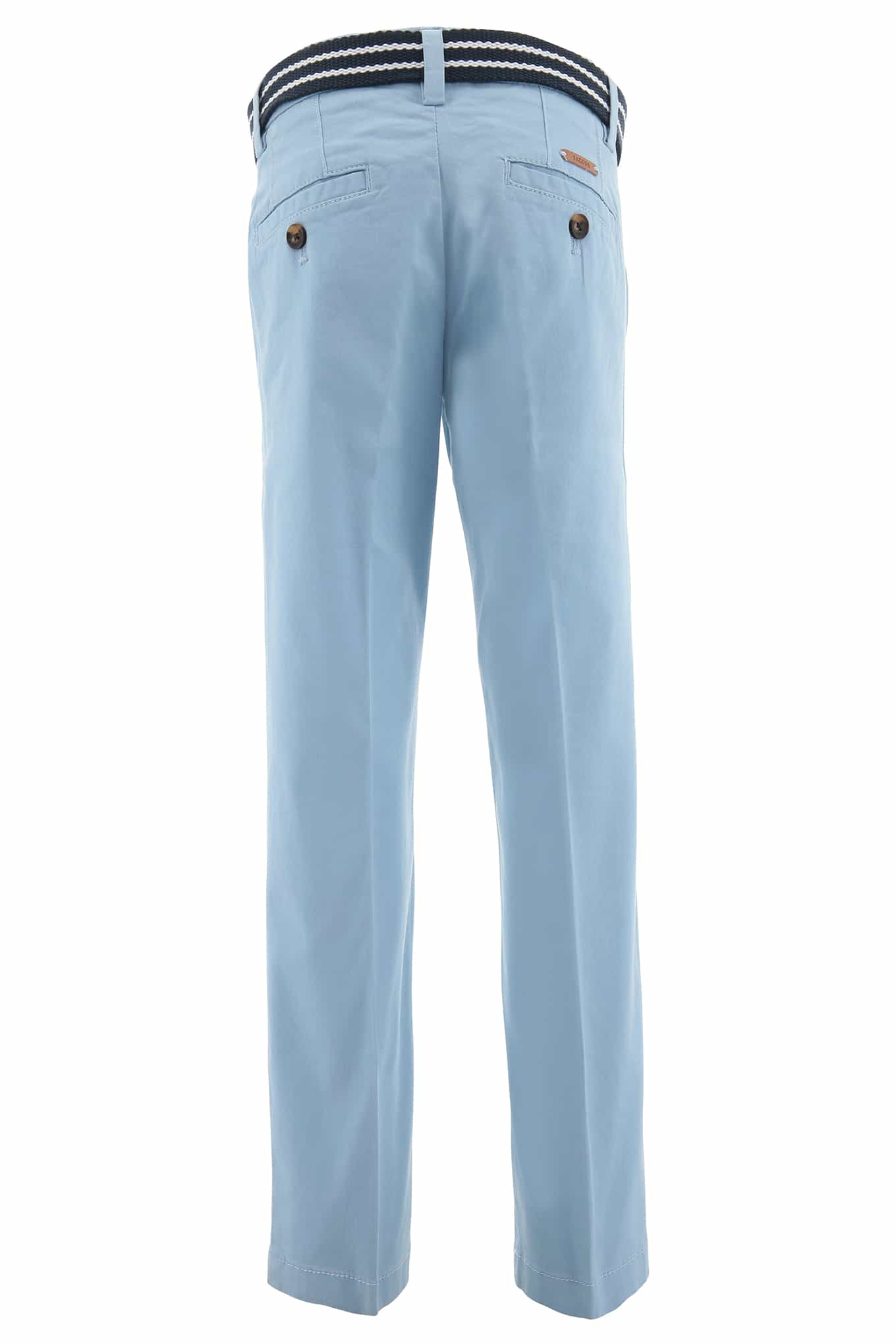 Chino Trousers Light Blue Sport Boy