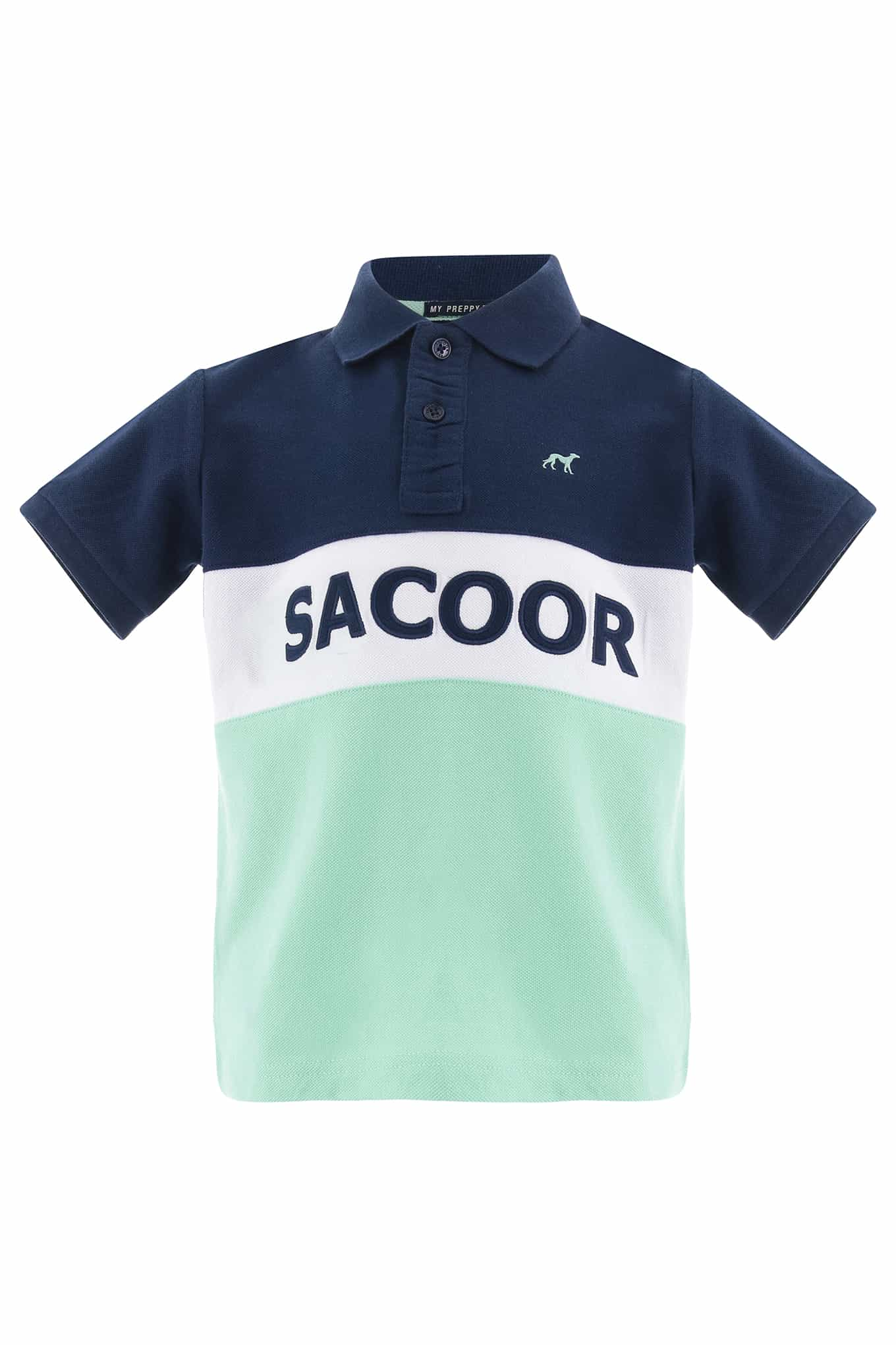 Polo Piquet Mint Sport Boy