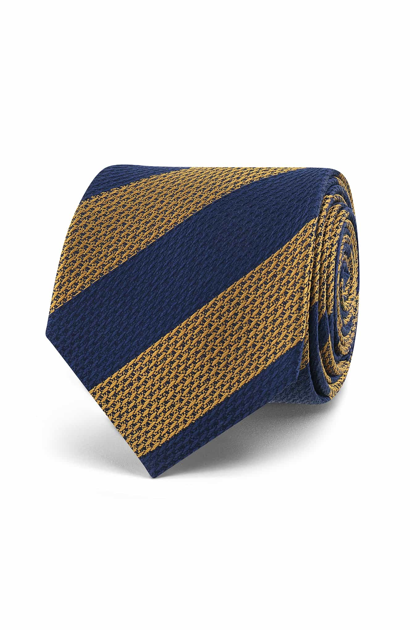 Tie Yellow Classic Man