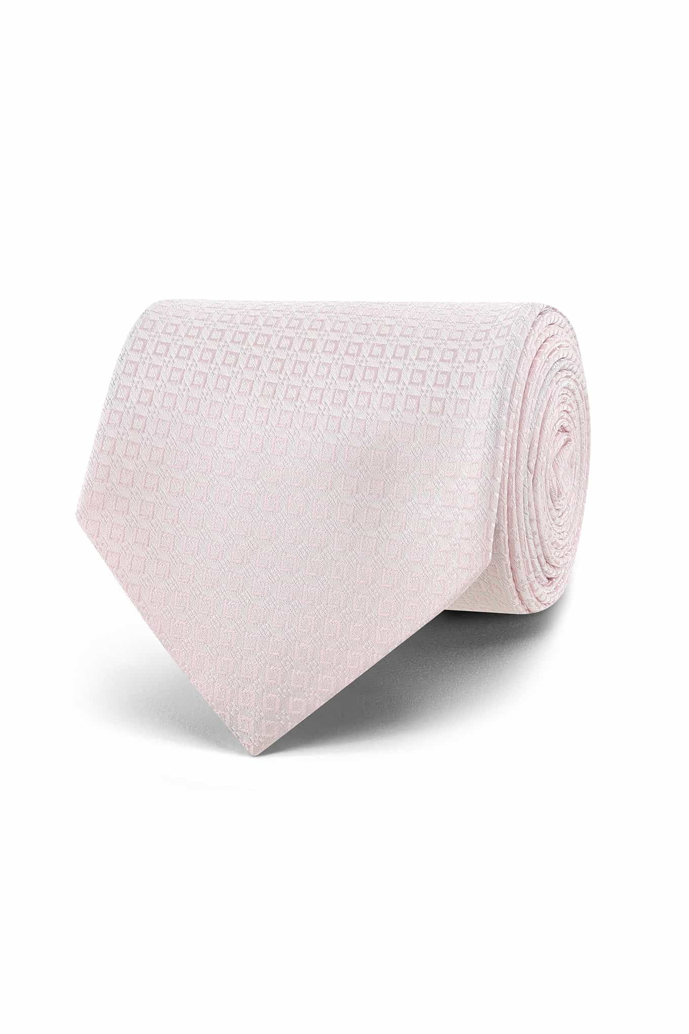 Tie Light Pink Classic Man