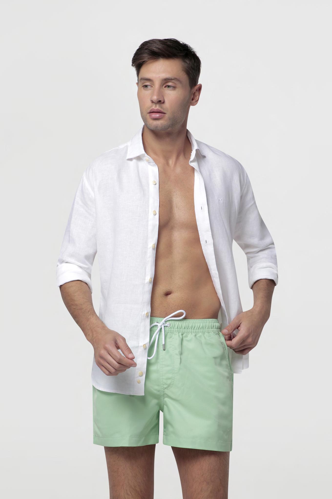 Beachwear Shorts Mint Sport Man