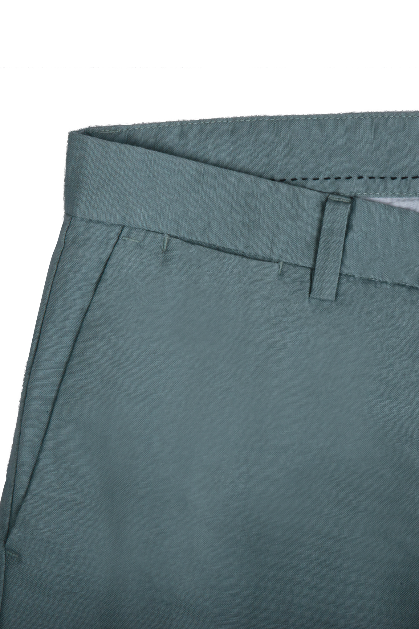 Chino Trousers Mint Casual Man