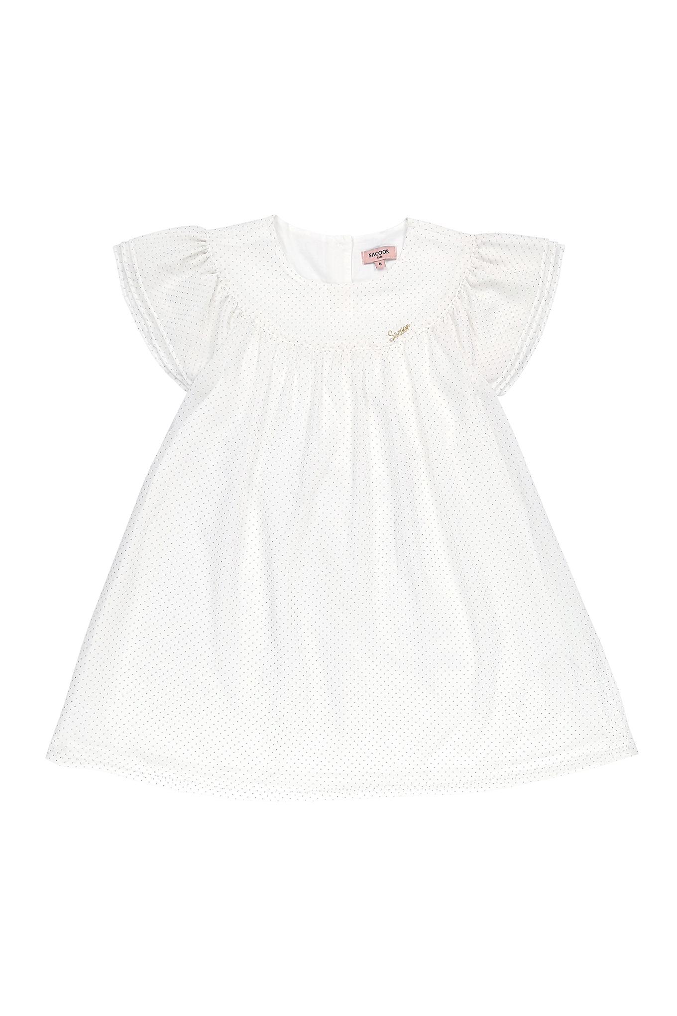Dress White Casual Girl