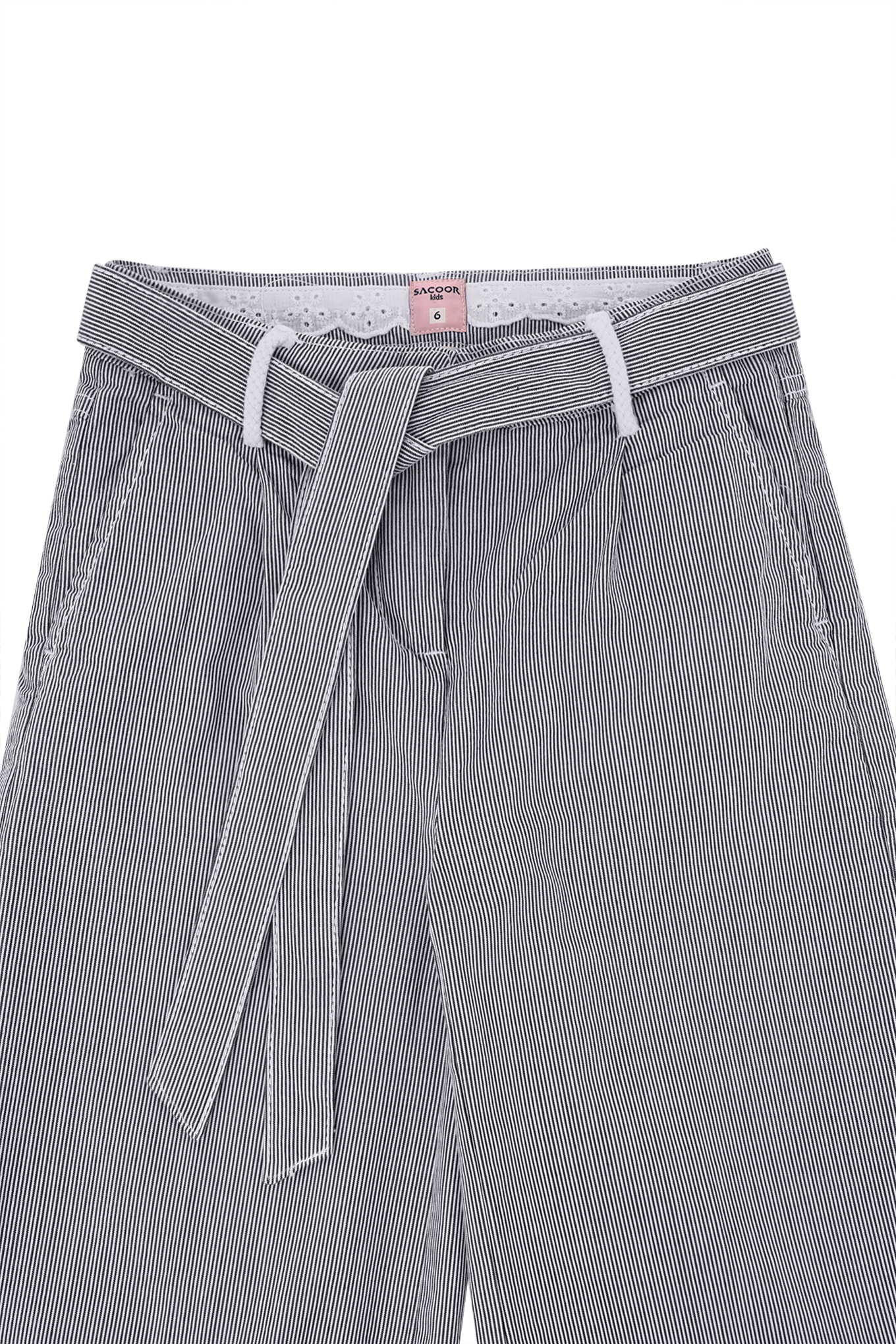 Chino Trousers Dark Blue Casual Girl