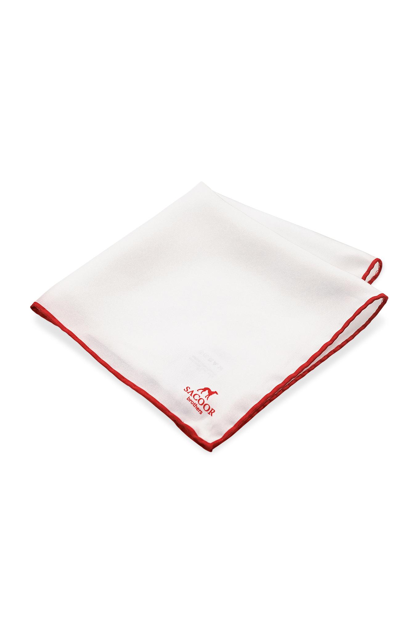Handkerchief Red Classic Man