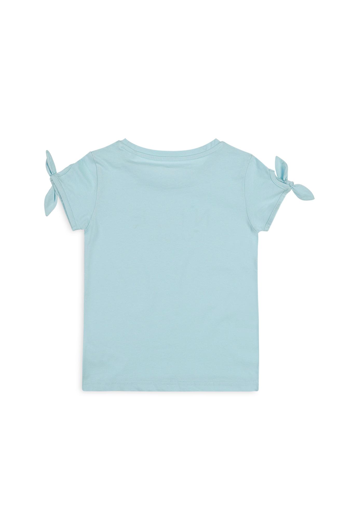 T-Shirt Aqua Sport Girl
