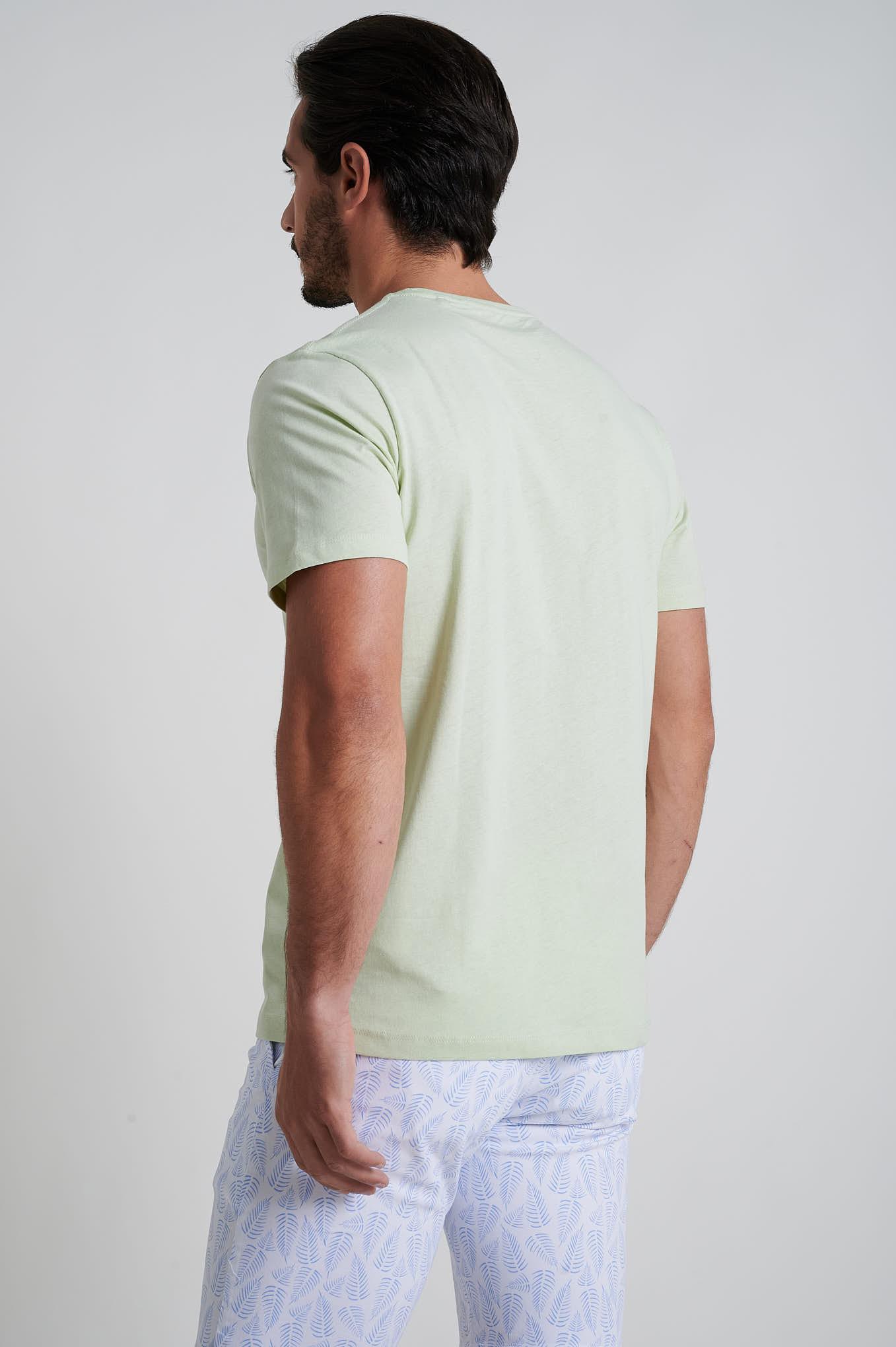 T-Shirt Mint Sport Man