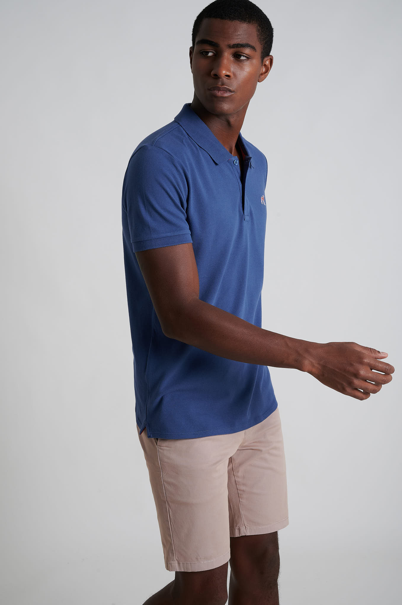 Bermuda Pale Pink Casual Man
