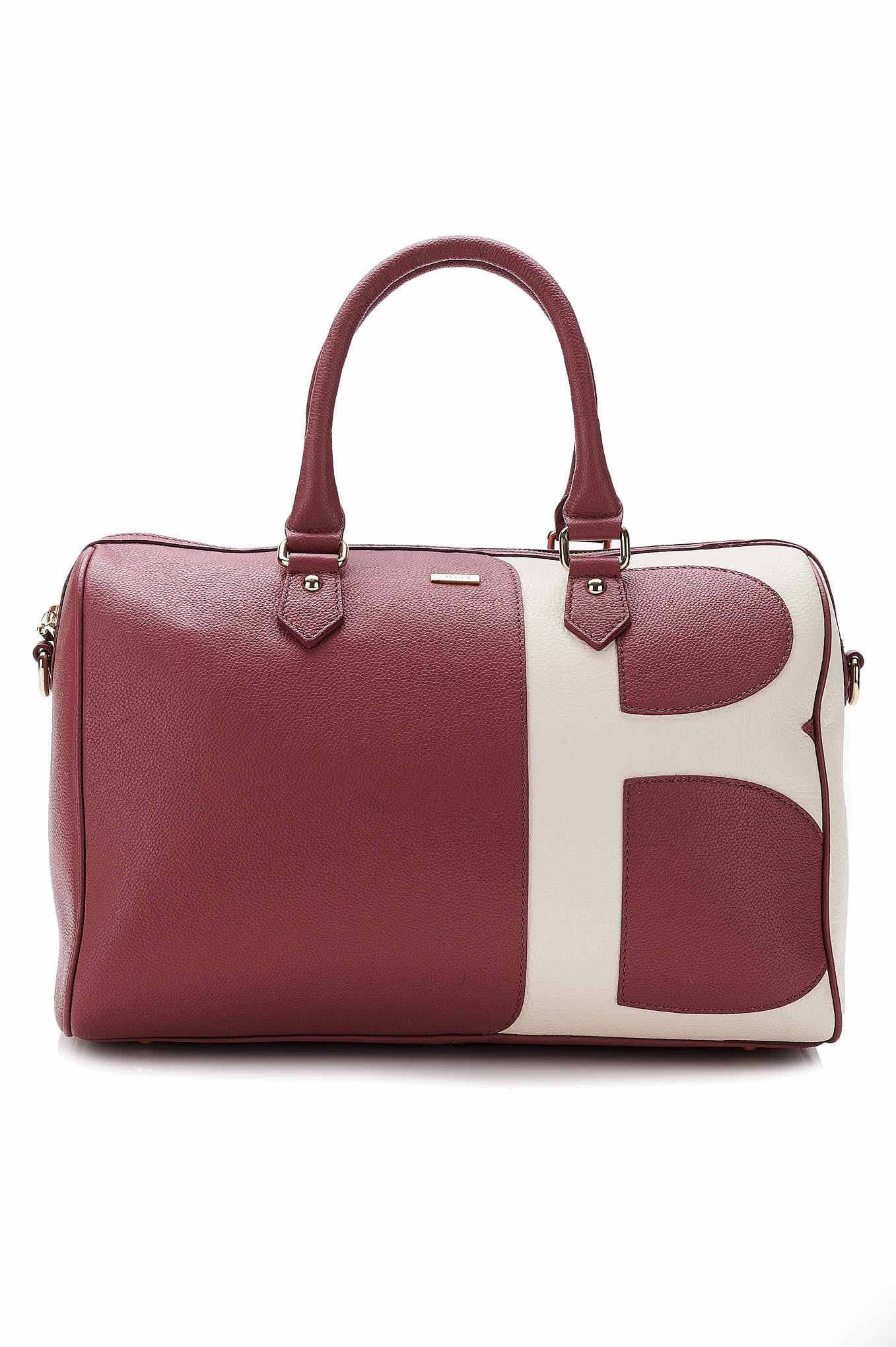 Bag Bordeaux Casual Woman