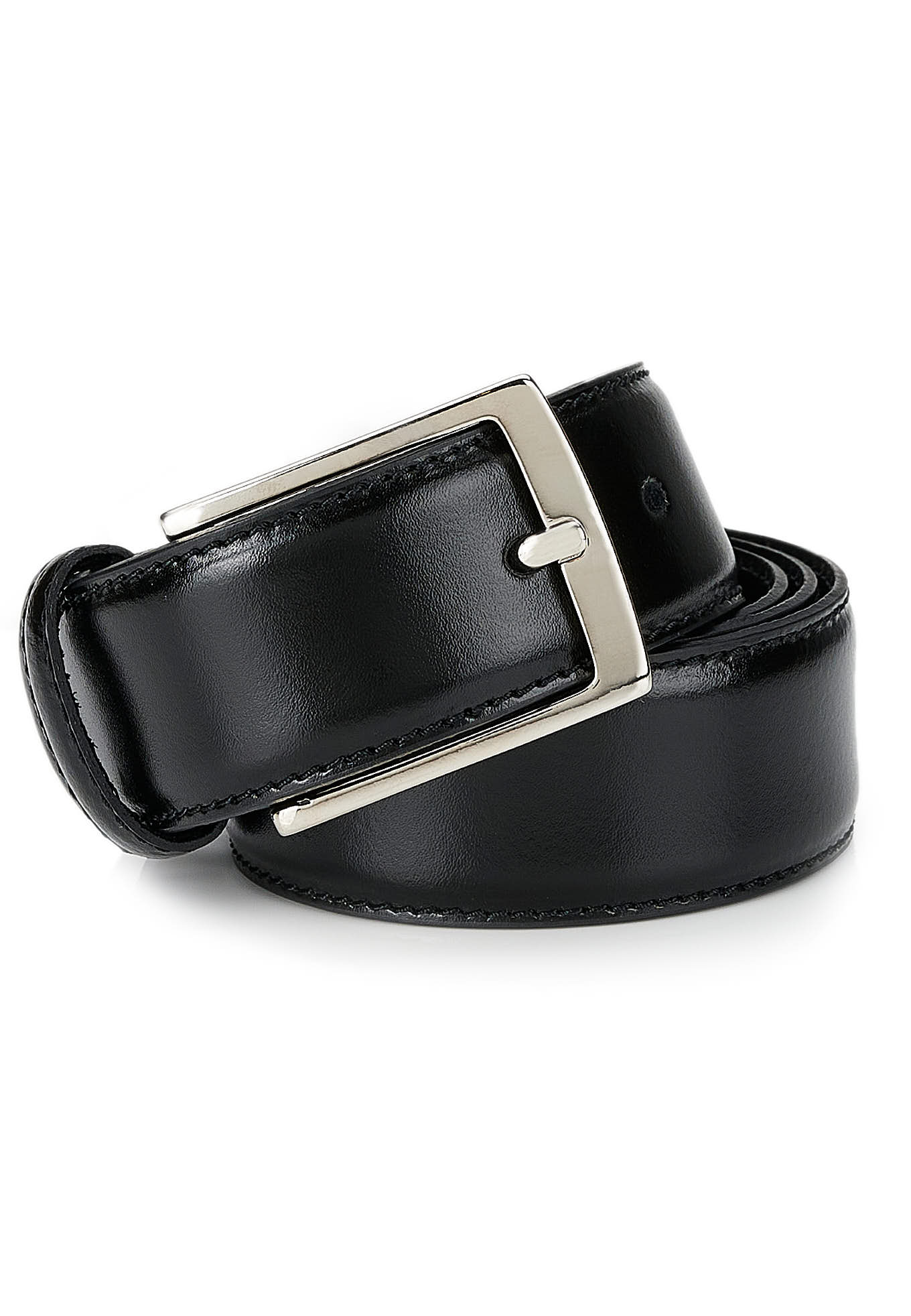 Belt Black Formal Man