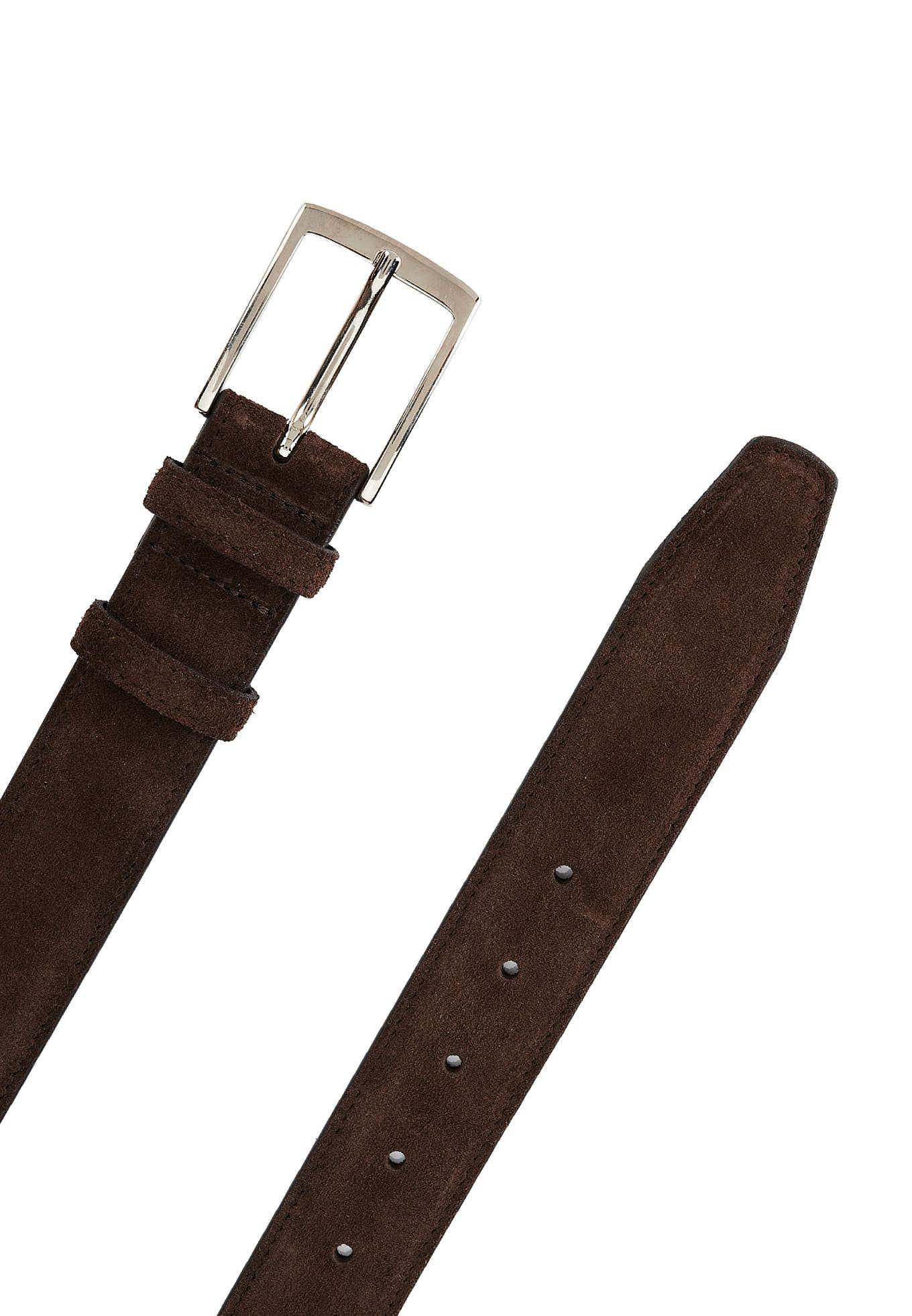 Belt Chocolate Casual Man