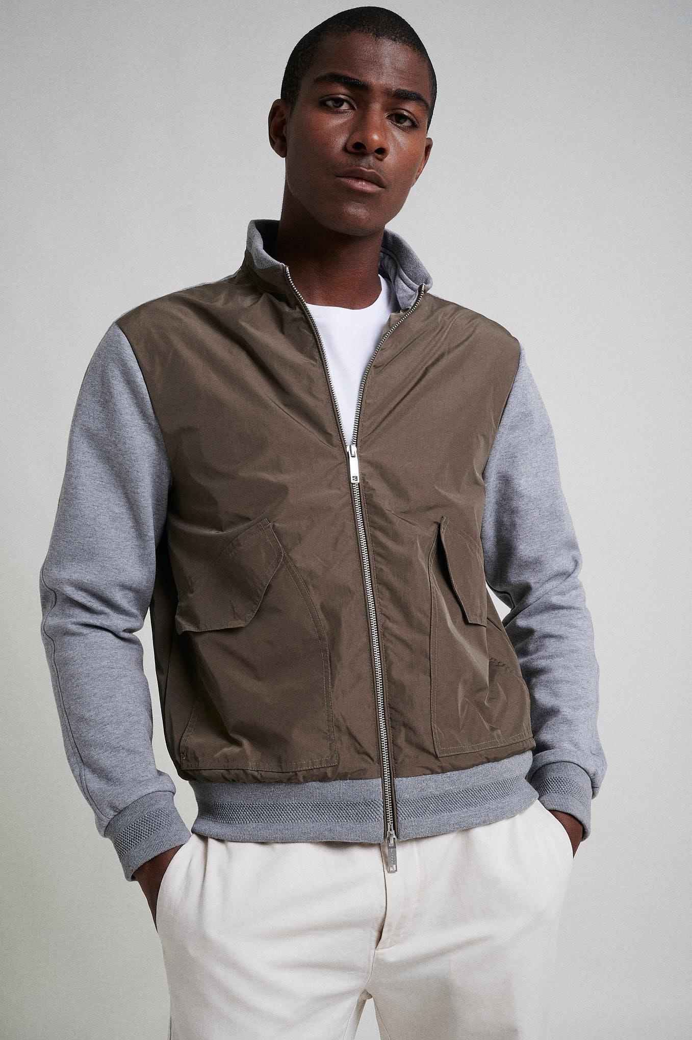 Jacket Stone Casual Man
