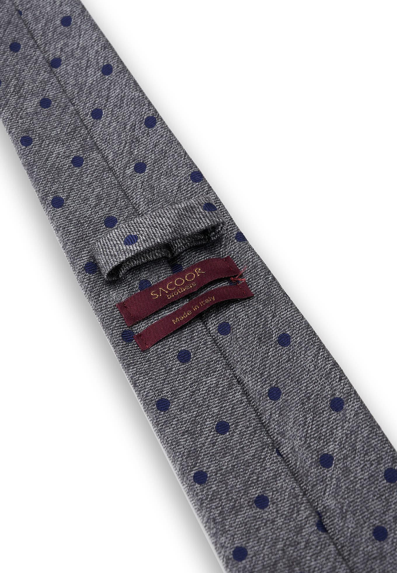 Tie Grey Formal Man