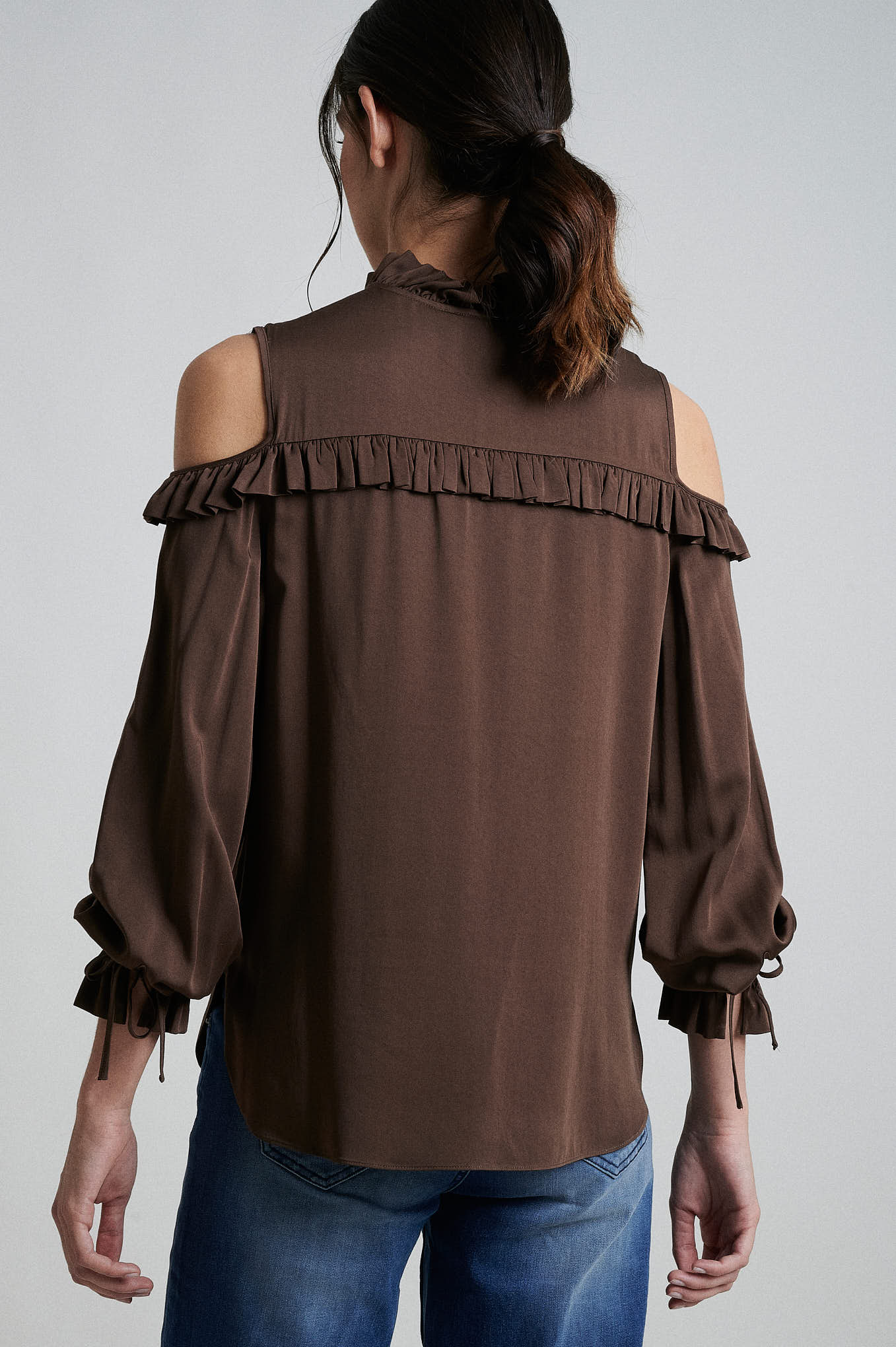 Blouse Chocolate Fantasy Woman