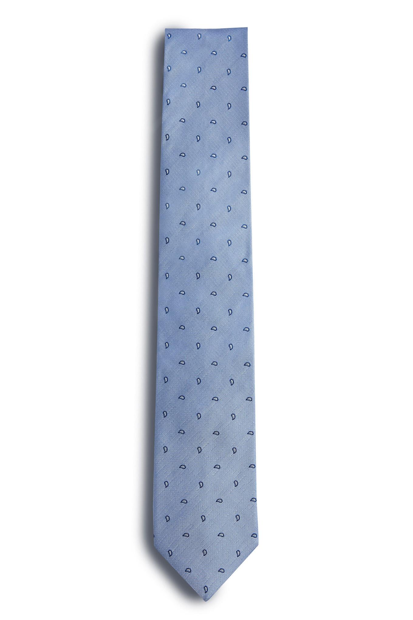 Tie Light Blue Formal Man