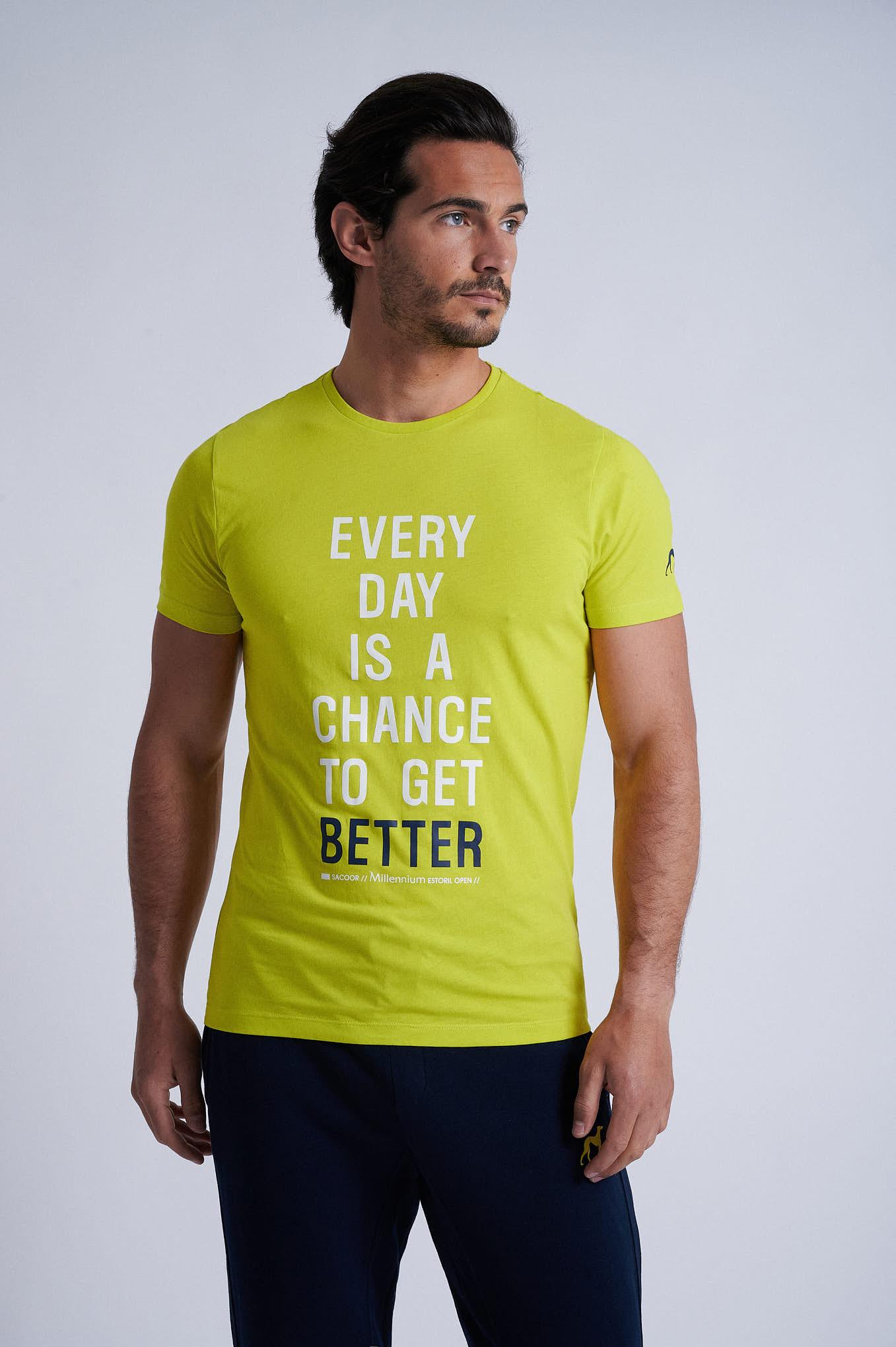 T-Shirt Lemonade Sport Man
