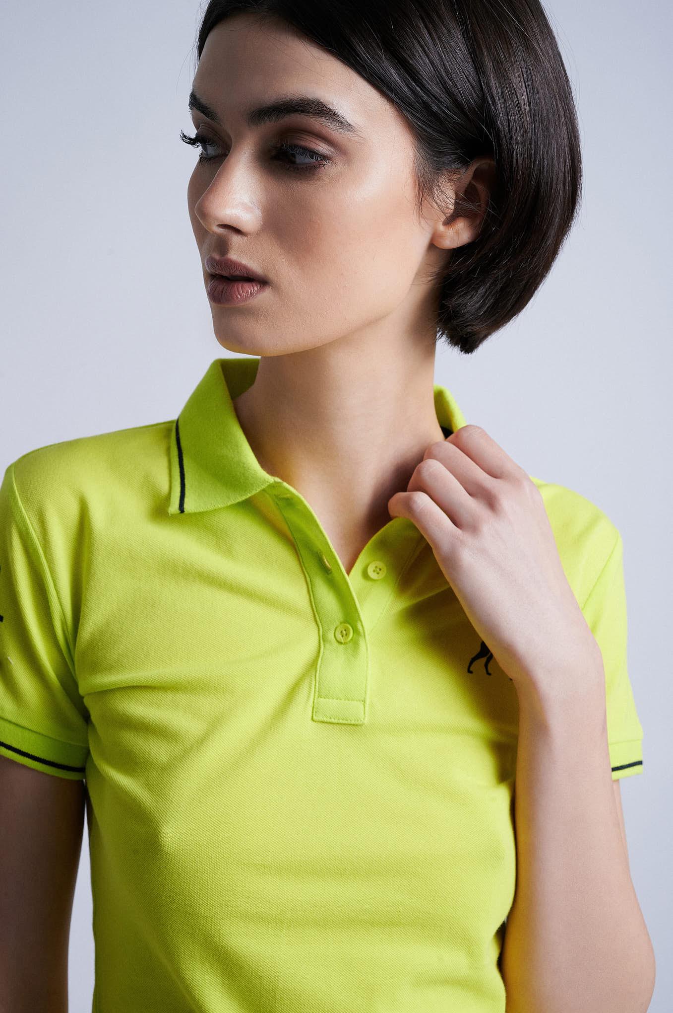 Polo Piquet Lemonade Sport Woman