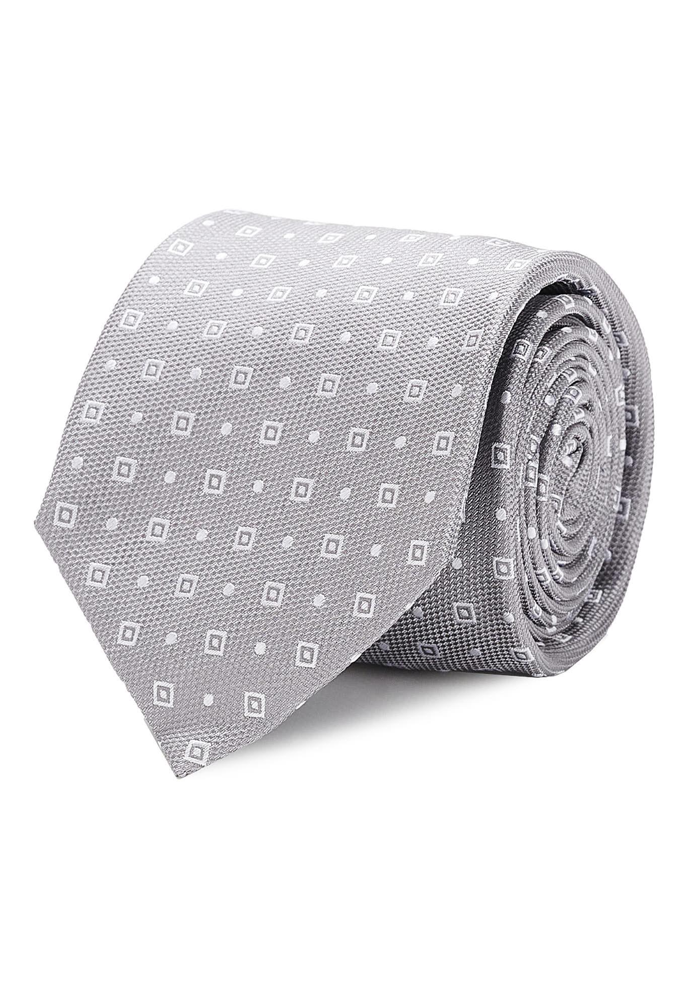 Tie Light Grey Formal Man