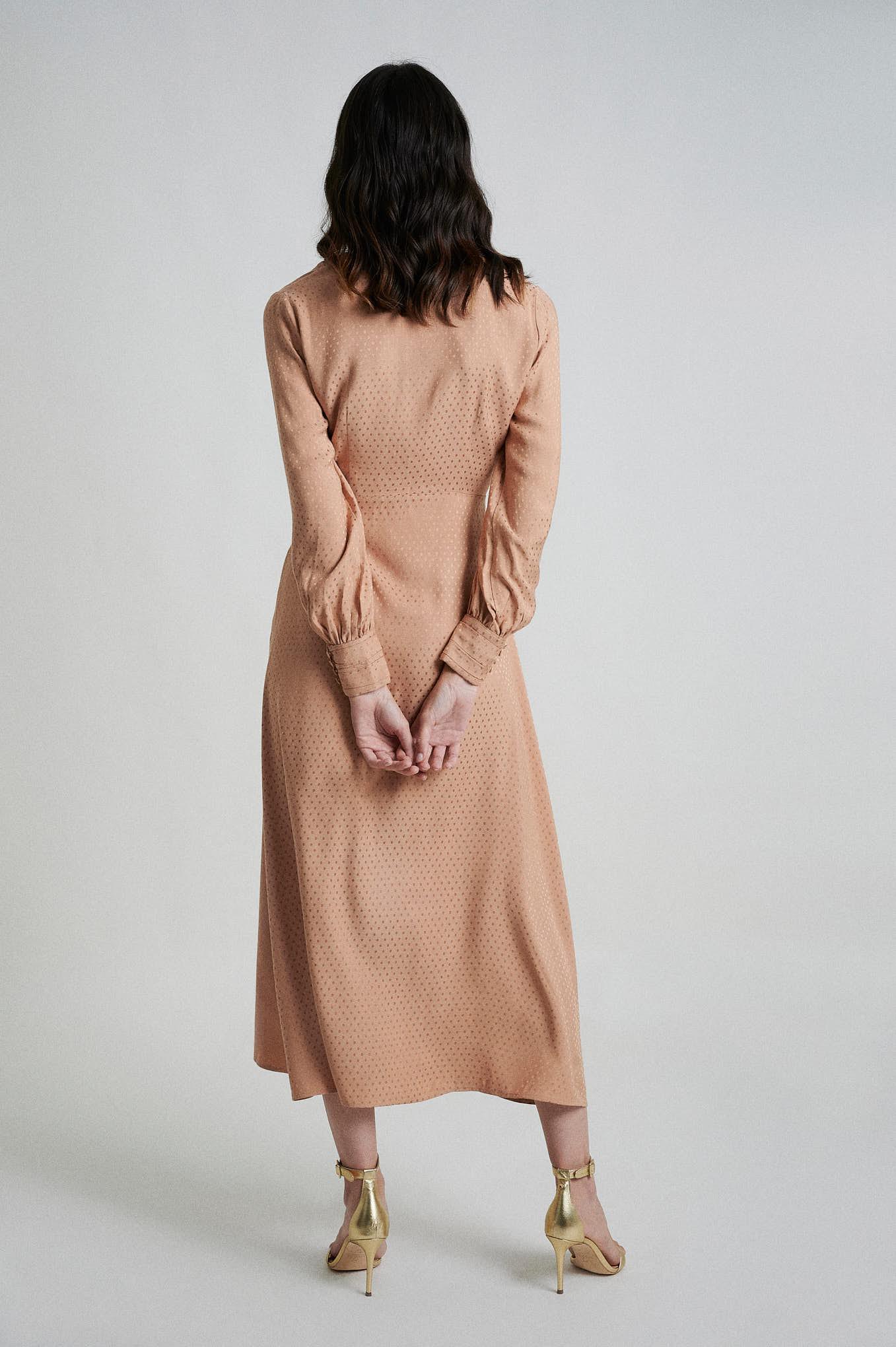 Dress Camel Fantasy Woman