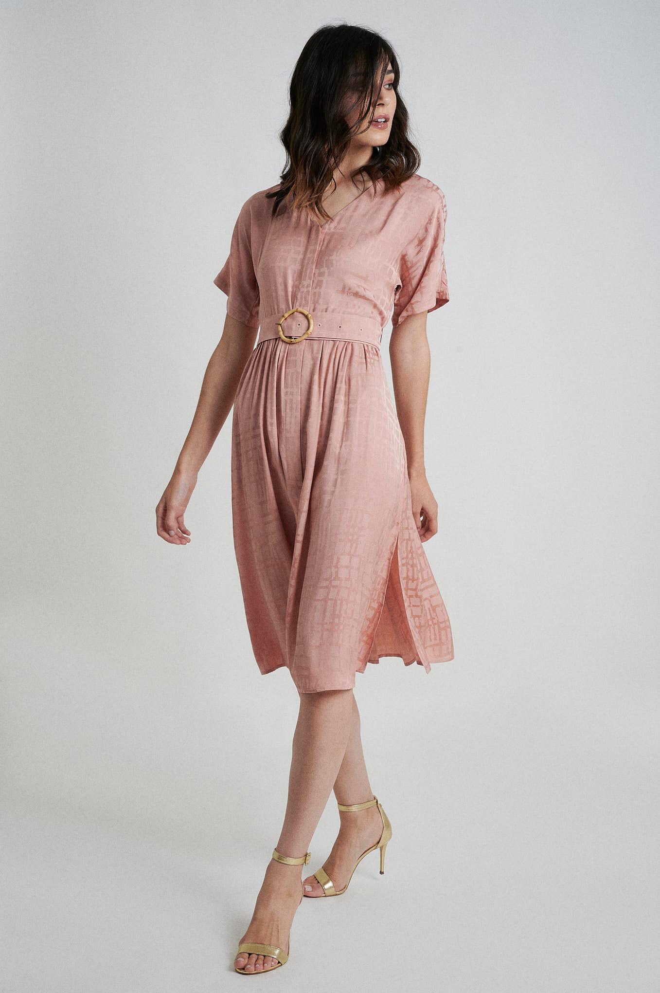 Dress Pink Fantasy Woman