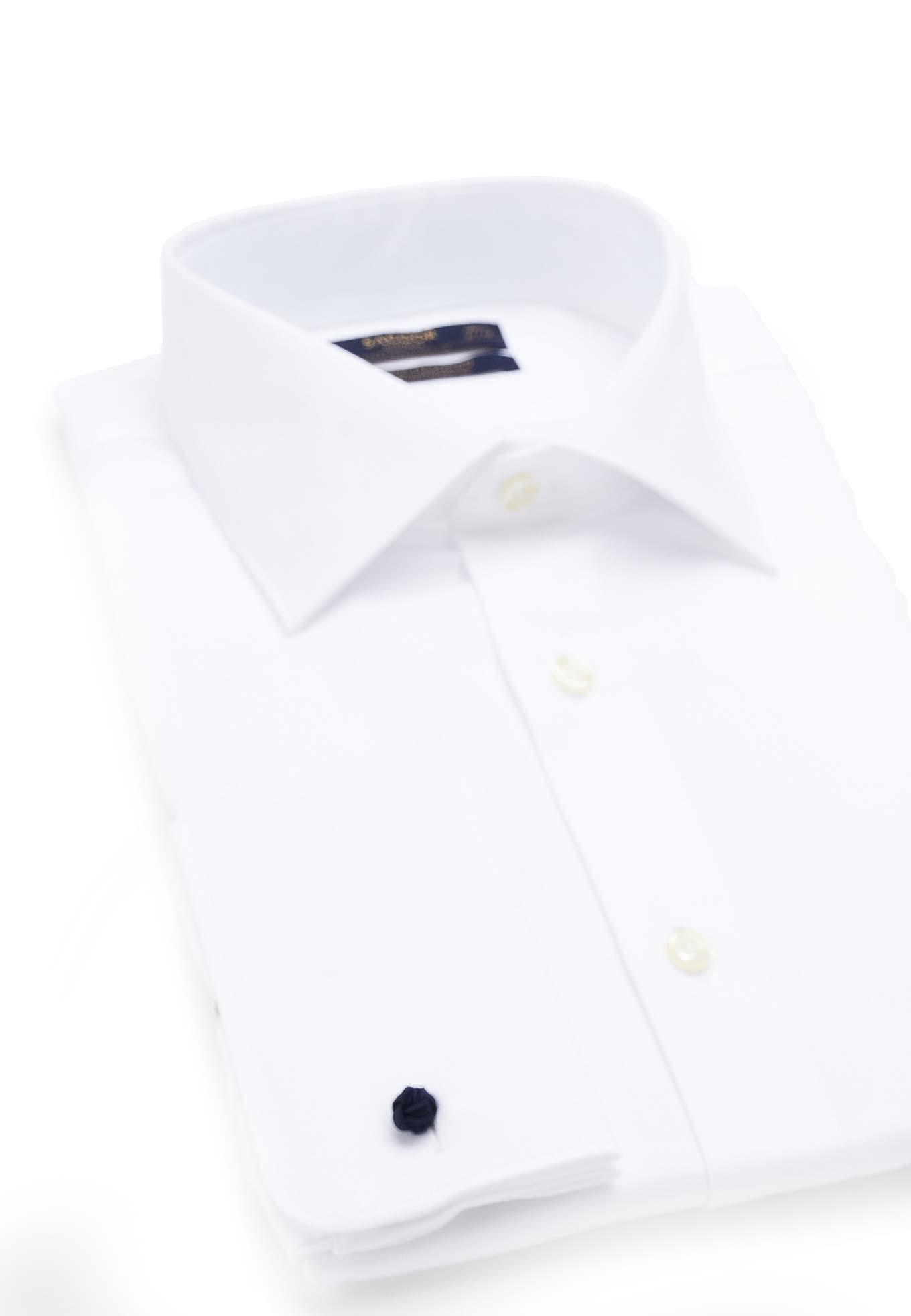 Shirt White Formal Man