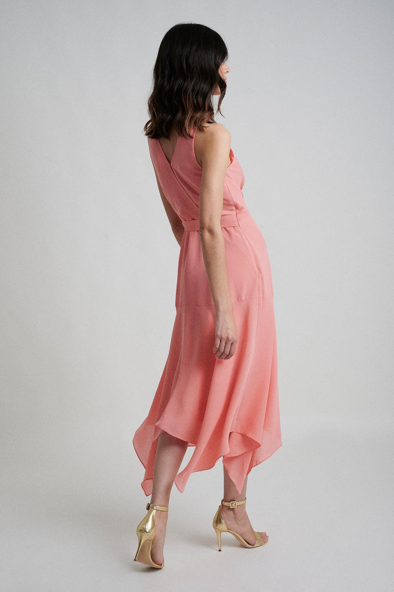 Dress Salmon Fantasy Woman