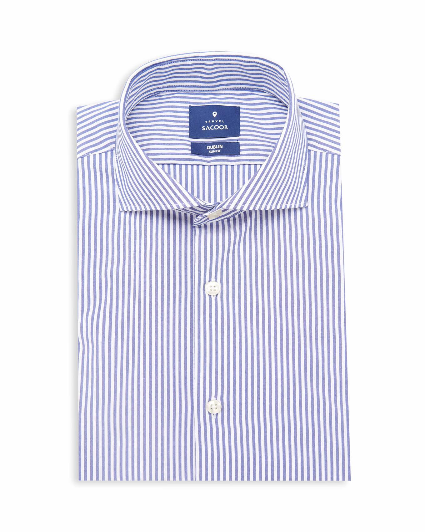 Shirt Blue Formal Man
